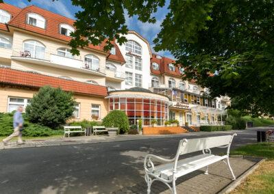 Lázeňské hotely Miramare